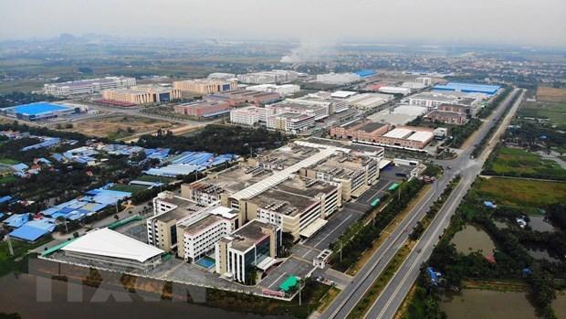 国际媒体:越南经济在新冠肺炎疫情中稳步前进 hinh anh 1