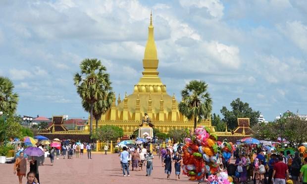 老挝力争将旅游收入增加到38亿美元 hinh anh 1