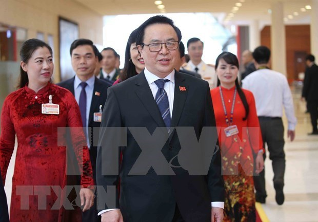 黄平君:党际交往将为成功实现越共十三大的目标做出贡献 hinh anh 1