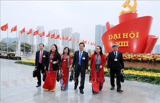 越共十三大:印度媒体高度评价越南在亚太地区的作用 hinh anh 1
