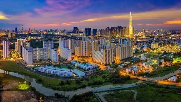 胡志明市成为亚太地区房地产投资最好的城市之一 hinh anh 1