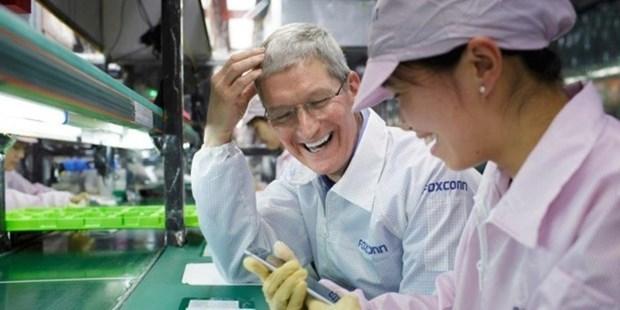 日本媒体:苹果加快将产能转移到印度和越南的步伐 hinh anh 1