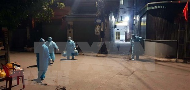 新冠肺炎疫情:广宁省暂停所有客运活动 hinh anh 1