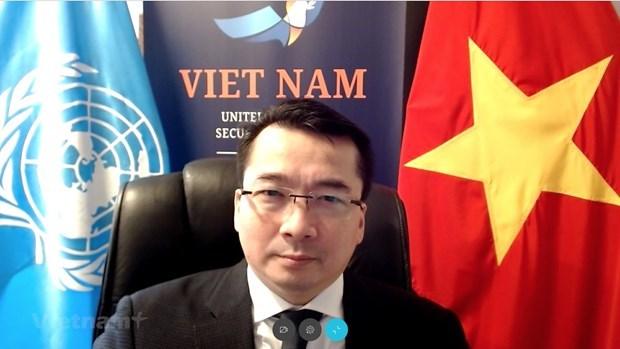 越南与联合国安理会:越南高度评价联合国中亚地区预防性外交中心开展的各项活动 hinh anh 1