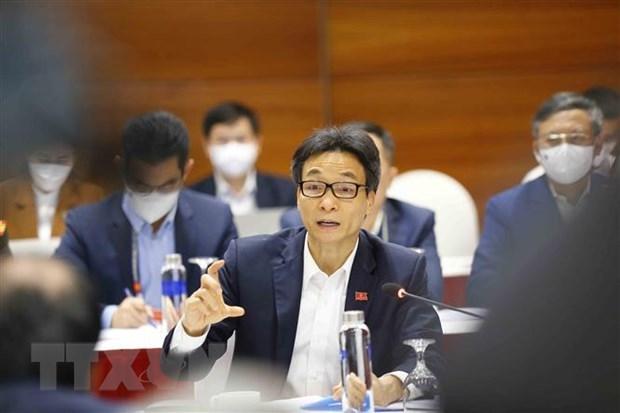 越南新增82例新冠肺炎确诊病例 均在海阳和广宁两省 hinh anh 1
