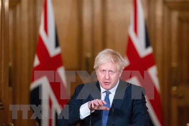 英国将于2月1日正式申请加入CPTPP hinh anh 1