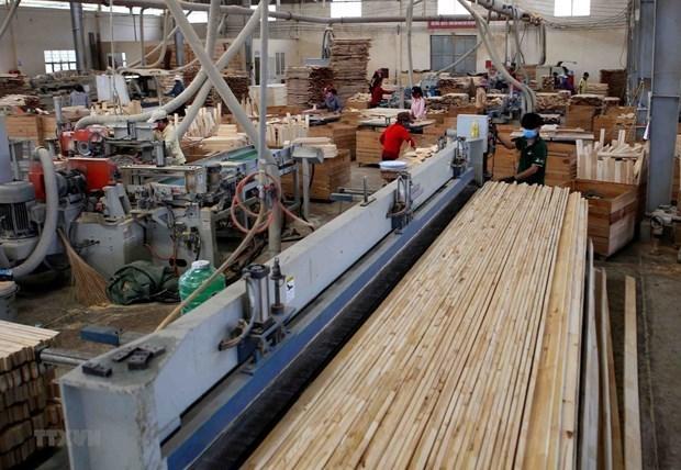 胡志明市工业生产指数同比增长34.5% hinh anh 1