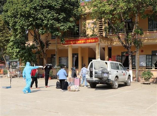 2月6日上午越南无新增新冠肺炎确诊病例 hinh anh 1