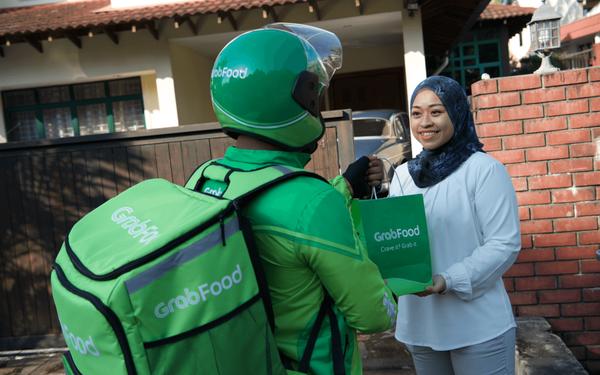 印度尼西亚领先东南亚的食品配送市场 hinh anh 1