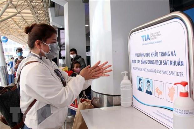 2月8日上午胡志明市新增4例新冠肺炎确诊病例 hinh anh 1