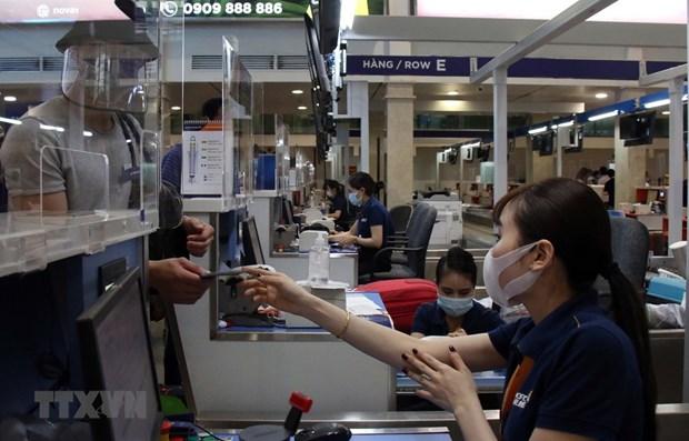 新冠肺炎疫情:胡志明市新增24例新冠肺炎确诊病例 与新山一机场疫区有关 hinh anh 1