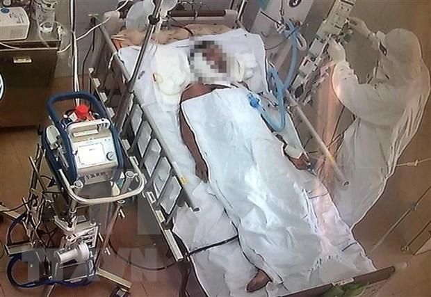 新冠肺炎疫情:严格遵守卫生部的治疗指南 hinh anh 1