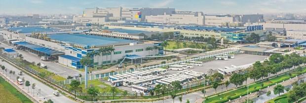 政府总理批准北宁省II-A安风工业园区基础设施建设项目的投资主张 hinh anh 1
