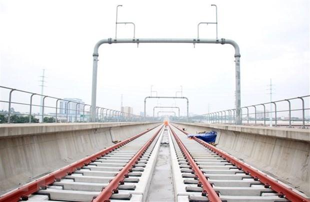 韩国投资商欲对胡志明市第五号地铁项目二期工程进行投资 hinh anh 1