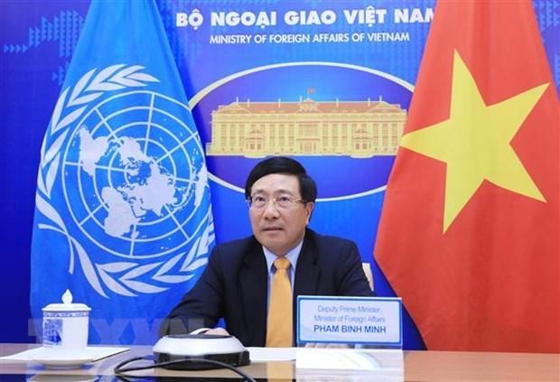 越南竞选2023~2025年联合国人权理事会 hinh anh 2