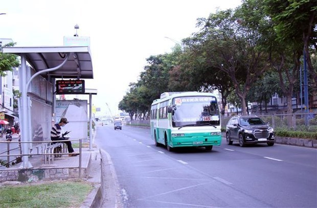 胡志明市建议使用符合该市基础设施特点的公共小巴 hinh anh 1