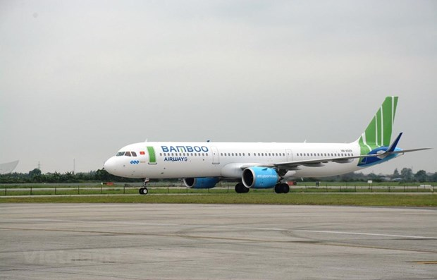 越竹航空公司的注册资本增至10.5万亿越盾 hinh anh 1