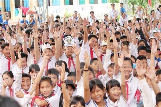 性别平等将被纳入国民教育体系的教学课程 hinh anh 1
