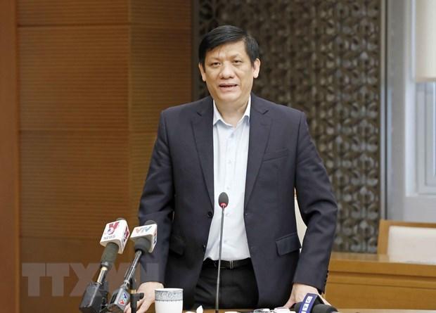 越南将于3月8日起开始接种新冠疫苗 hinh anh 1