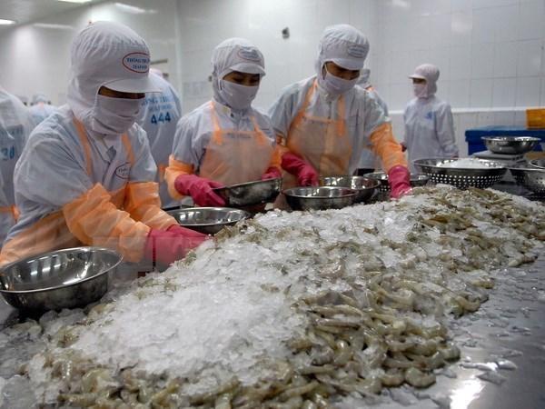 越南697家企业满足出口到中国台湾的条件 hinh anh 1