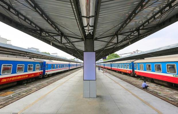 胡志明市建议兴建5条铁路新线 hinh anh 1