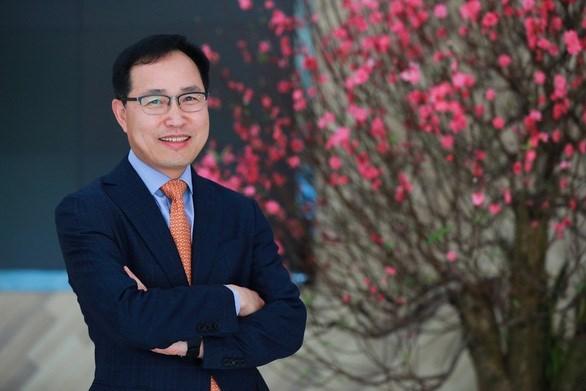 三星(越南)公司总经理崔周湖:越南是研发战略基地 hinh anh 2