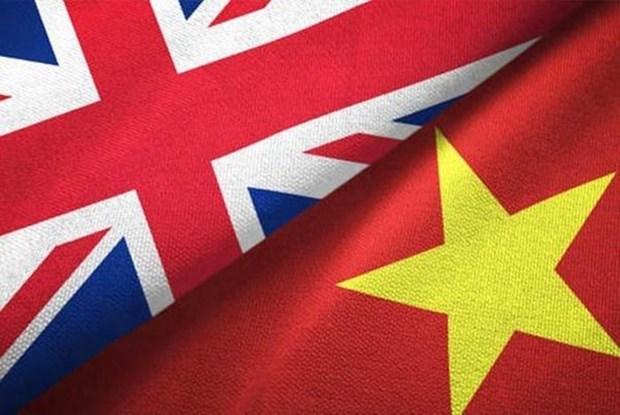 2021年前2个月越南与英国之间的贸易总额增长29.2% hinh anh 1