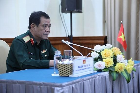 2021年国际军事比赛:越南承办两项赛事 hinh anh 1