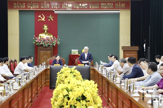 太原省注重推动少数民族地区经济社会发展 hinh anh 1