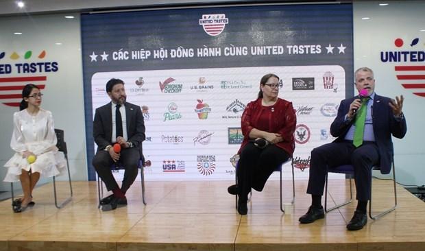 美国加大对越南出口农产品和食品的力度 hinh anh 1