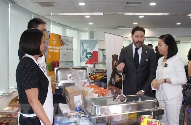 美国加大对越南出口农产品和食品的力度 hinh anh 2