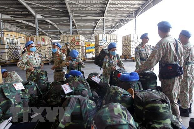 第三号二级野战医院:自信能出色完成在南苏丹的任务 hinh anh 2