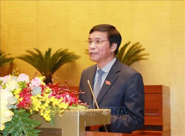 越共十四届国会第十一次会议:确保选举日有序进行 hinh anh 1
