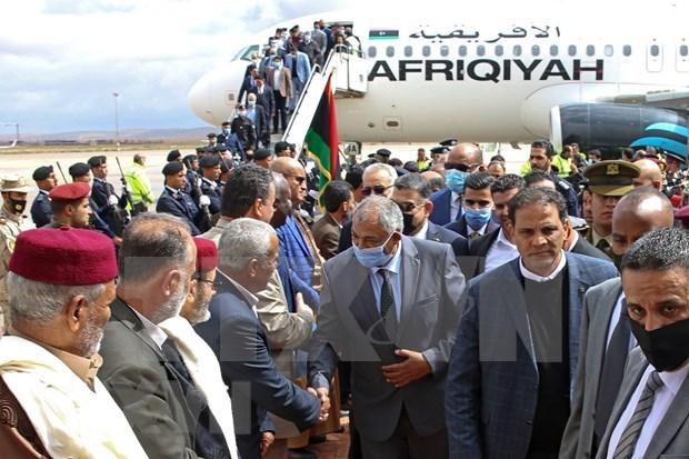 越南与联合国安理会:越南支持利比亚全面政治措施 hinh anh 1