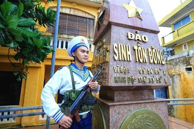 舆论谴责中国在东海违反国际法的行为 hinh anh 1