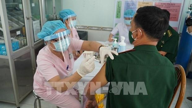 越南追加购买新冠疫苗 hinh anh 1