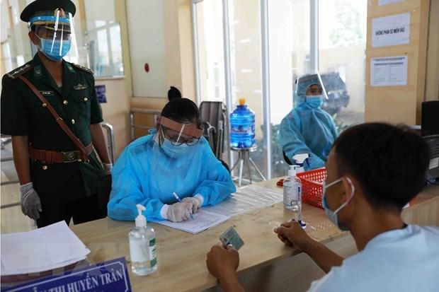 新冠肺炎疫情:越南无新增确诊病例 新冠疫苗接种人数达51216人 hinh anh 1