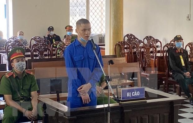 安江省人民法院以非法运输毒品罪对两人判处死刑 hinh anh 1