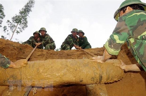 广治力争成为首个完成爆炸弹清除工作的省份 hinh anh 2