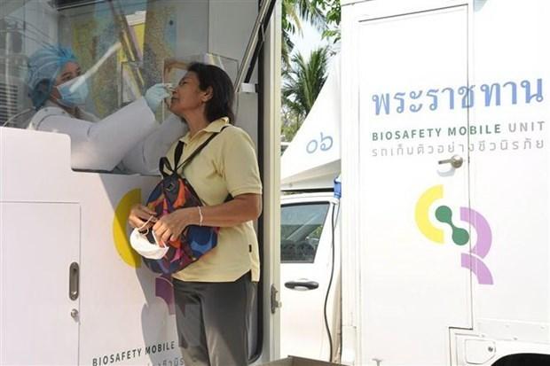 新冠肺疫情:印尼颁布开斋节禁止出行令 泰国要花2个月多来控制住疫情 hinh anh 1