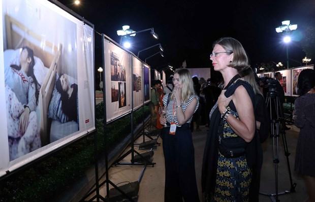 国际新闻图片展在胡志明市举行 hinh anh 1