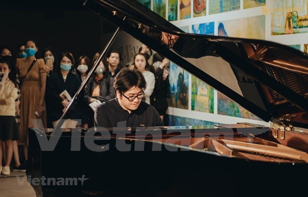 两个德国新音乐项目即将在越南亮相 hinh anh 1