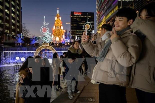 韩国旅游业加大力度在越南市场宣传 hinh anh 1