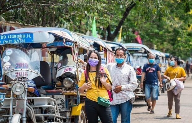 新冠肺炎疫情:老挝发现一年来首例本地确诊病例 hinh anh 1