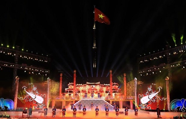 2021年顺化传统手工艺节活动精彩纷呈 hinh anh 1