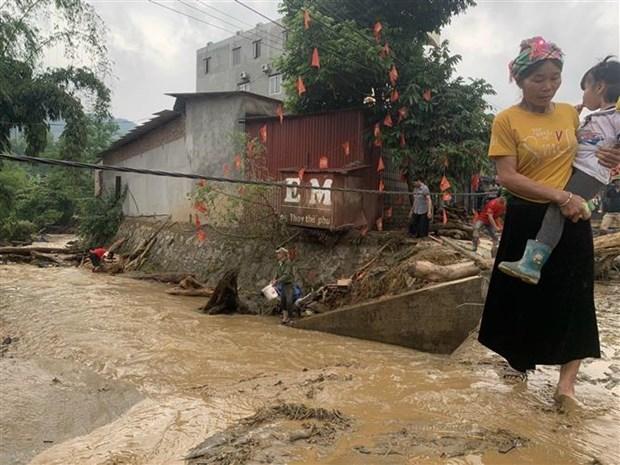 越南政府总理下发通知 要求各地做好暴雨洪涝灾害防御工作 hinh anh 1