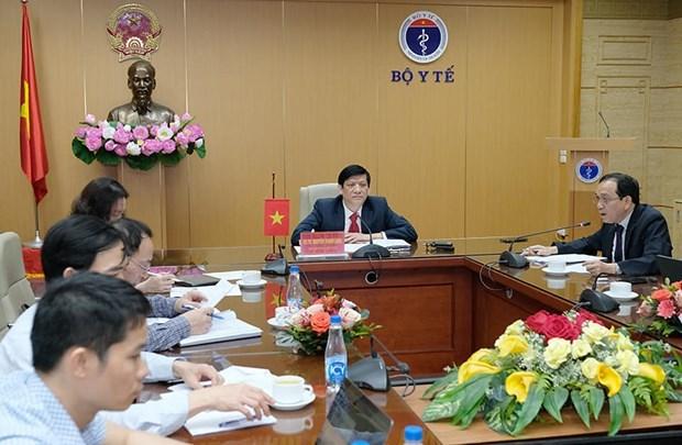 越南愿援助柬埔寨开展新冠肺炎疫情防控工作 hinh anh 1
