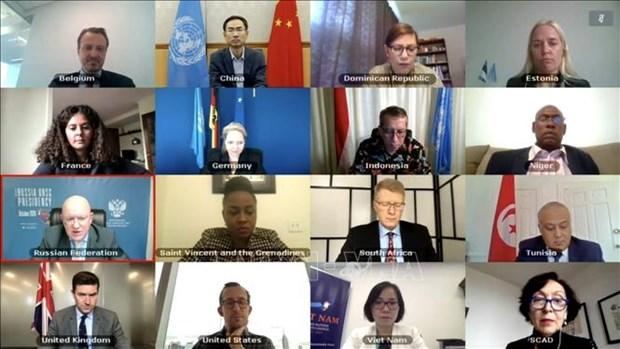 越南与联合国安理会:越南呼吁西撒哈拉各方早日恢复联合国斡旋的谈判 hinh anh 1