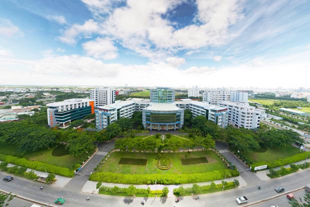 越南4所大学跻身《2021世界大学影响力排名》 hinh anh 1
