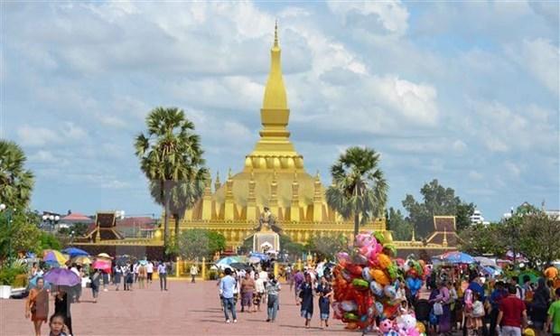 """老挝政府发布指令 对首都万象""""封城""""14天 hinh anh 1"""